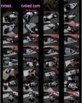 TvTied/Trussedup: Mistress Girls - Roxy Teen Tgirl Slut  [SD 480 28.0 MB]