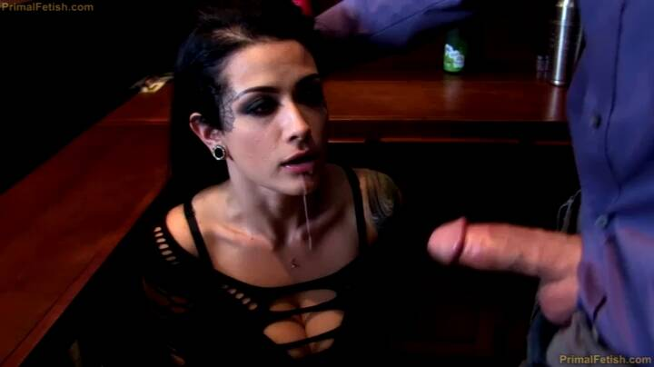 Clips4sale - Katrina Jade - Training the Bitchy Bartender [2016 ]