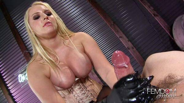 Female Domination: Prostate Wand Milking (04.03.2016/FullHD)