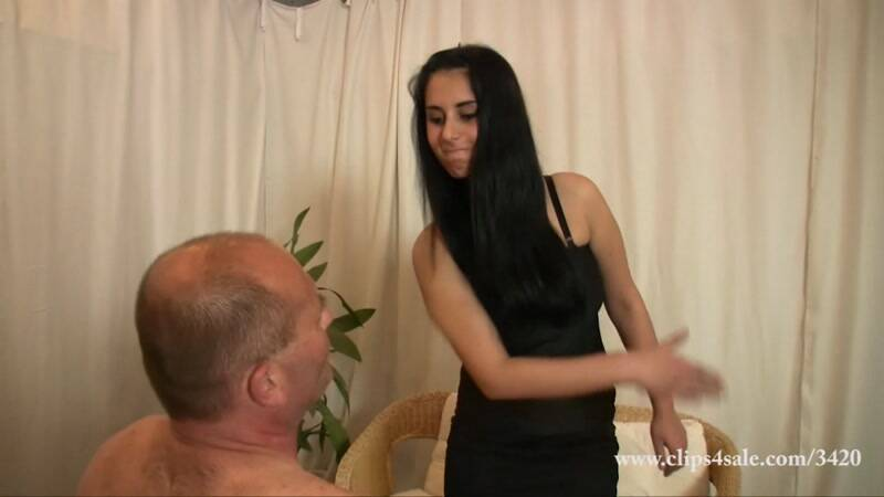 Letti - Face Slapping [HD] - Clips4sale