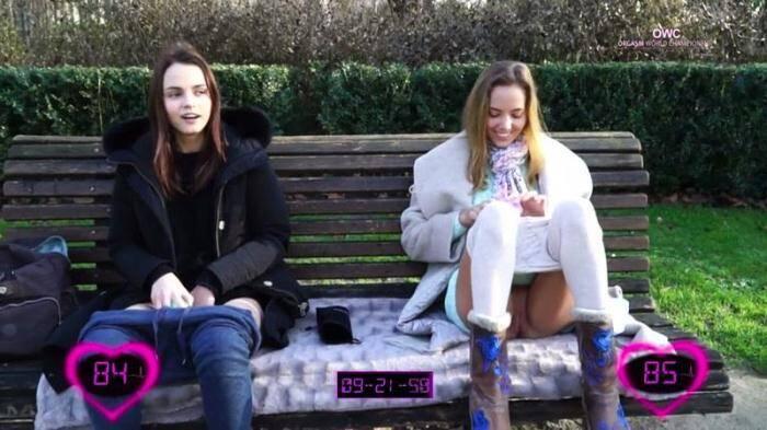 OrgasmWorldChampionship: Ariel vs Katya Clover - Public Match (SD/540p/266 MB) 08.03.2016