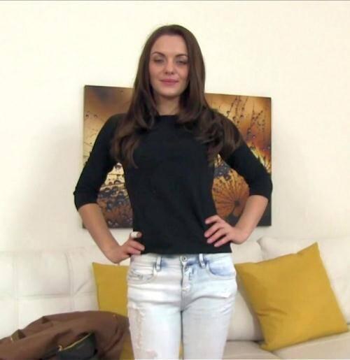 Casting - Dominika [Sexy model fucks in casting] (HD 720p)