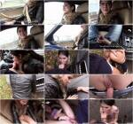 Amateur - Czech Honey's Roadside Sex Tape (Czech Girl) [SD, 480p]