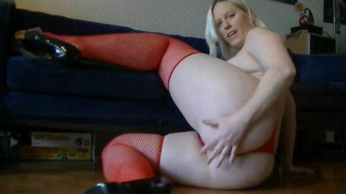 Scat [Germany Girl - Sexy Candy-shit long smooth sausage] FullHD, 1080p)