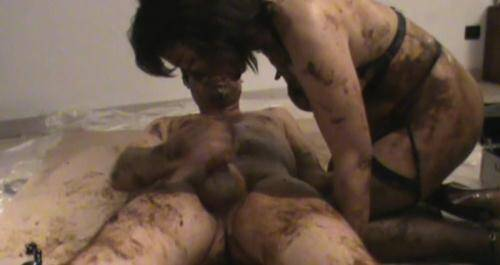 Scat [Dirty italian couple - 2 - Hardcore and Blowjob] FullHD, 1080p)
