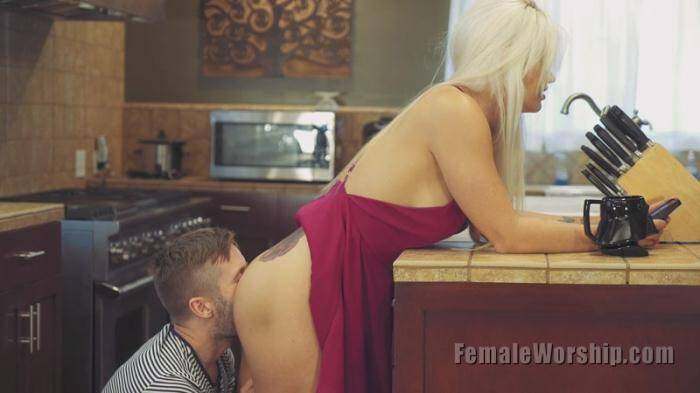 There's Always Something You Can Do For Me [Femaleworship] 1080p