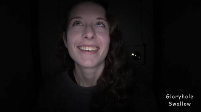 GloryholeSwallow.com - Erika - Erikas 2nd Gloryhole Visit  [SD 400p]