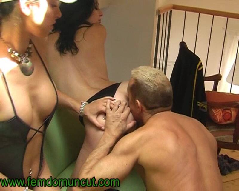 KinkySexBox.com/FemdomUncut.com: Prague Session 01 - Part 3 [SD] (340 MB)