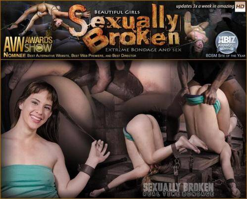 SexuallyBroken.com [Final part of Devilynne\'s BaRS show with epic dicking down in strict piledriver bondage!] SD, 360p)