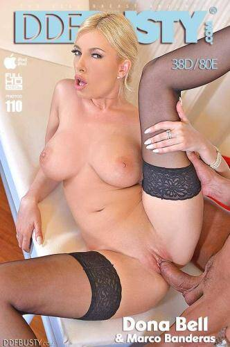 DDF [Dona Bell - Doctor's Fuckpointment - Blonde Patient Gets Jizzed On Big Tits] SD, 360p)