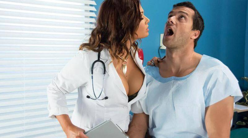 Tory Lane - Anal Sex with Doctor [SD] - Titted Milf