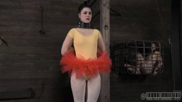 RealTimeBondage - Katharine Cane, Cici Rhodes - Katharine Caned 2 [HD, 720p]