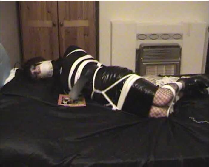 TvTied.com/Trussedup.com - Mistress Girls - Jen T Girl Hogtied Slut  [SD 576]