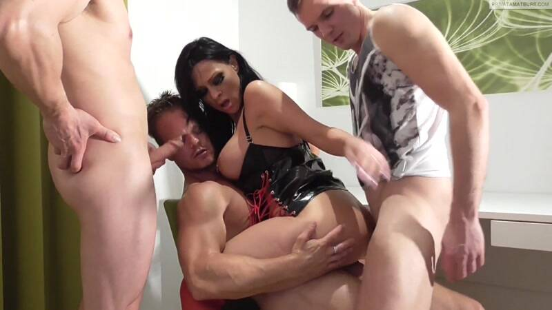 (Dirty Porn / FLV) Jacky L - Mehr! Ficksklaven Сrazy Dirty Sex - FullHD 1080p