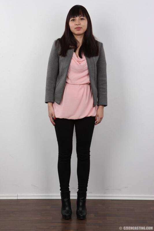 CZECH CASTING - ASIAN GIRL - MIKY (6956) (CzechCasting.com/Czechav.com) [FullHD, 1080p]