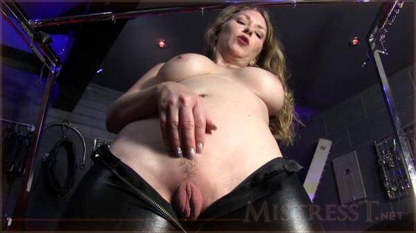 MistressT.net: Be My Slave - Masturbation Instruction (2016/HD)