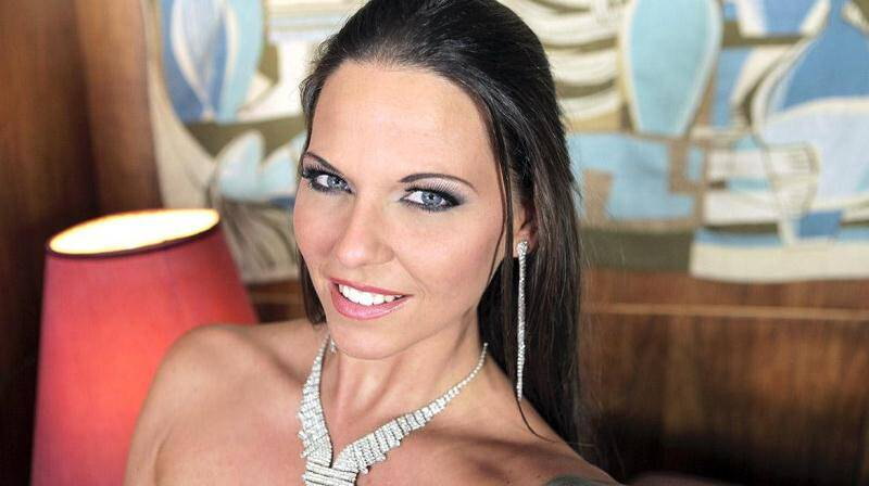 Hardcore Gang Bang Legend Simony Diamond In an Exclusive Interview [HD] - Private