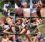 PublicFromBohemia, PornCZ - Gabrielle Gucci - Very cute young couple fucking in public [FullHD, 1080p]