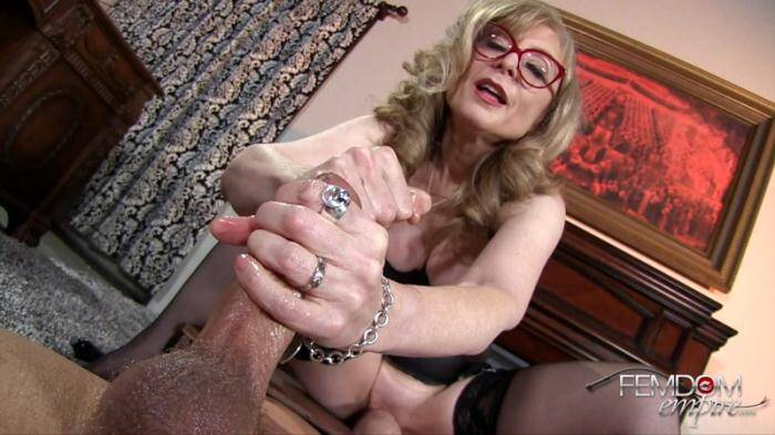 Female Domination - Plaything Cock Jerk (Femdom) [FullHD, 1080p]