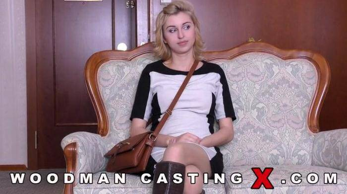 W00dm4nC4st1ngX.com - Ellen Jess - Hard with Anal Fucking on Casting (Amateur) [SD, 540p]