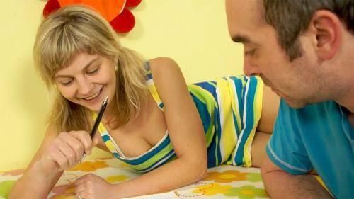 TeenFromBohemia.com [Verunka - Horny student] FullHD, 1080p)