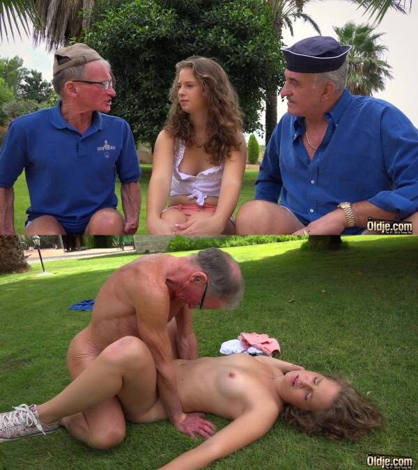 Old and Young - Bunny Babe - I Don`t Have a Boyfriend [FullHD 1080p]