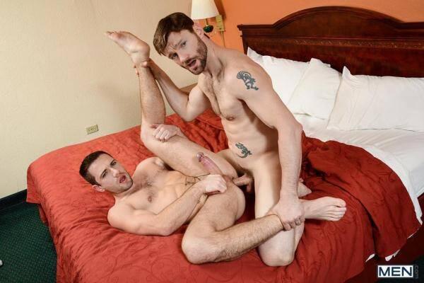 Boys For Rent Part 1 - Dennis West, Dylan Knight (DrillMyHole.Com/Men.com) [HD, 720p]