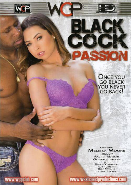 Black Cock Passion [WEBRip/SD] [Wc Productions West Coast]