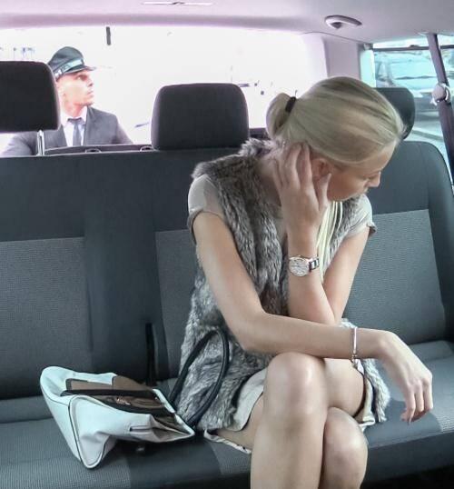FuckedInTraffic.com/PorndoePremium.com - Karol Lillien [Blonde Karol Lillien fucking in a car till windows fog up inside] (FullHD 1080p)