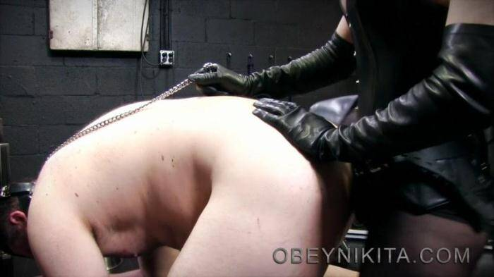 ObeyNikita.com - Fuck puppy (Strapon) [HD, 720p]