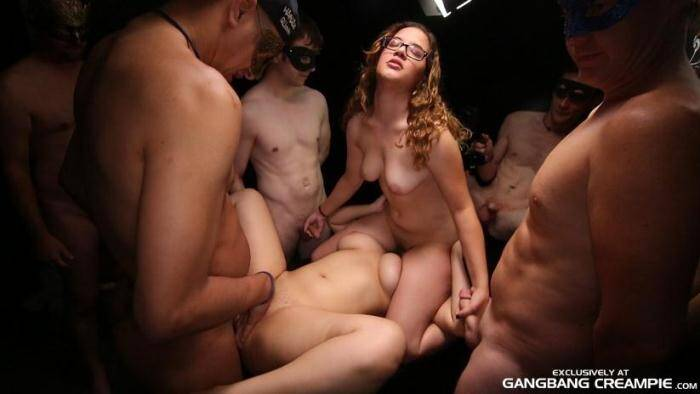 Gangbang Creampie Part 50 [SD/400p/408 MB]