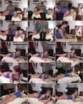 Dallas Spanking Hard - Stand up cant' sit down part 2 (Punishment) SD 480p