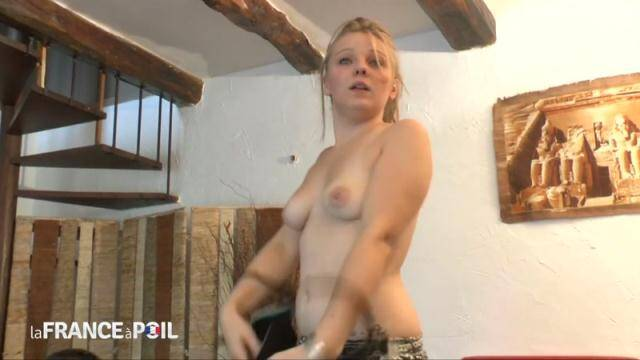 NudeInFRANCE, LaFRANCEaPoil - First time sodomy for Jess, 19yo, in front of our camera [HD, 720p]