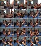 Mistresses Christina and Mary - Fitness Training Week 2 [SD, 480p] - Clips4sale.com