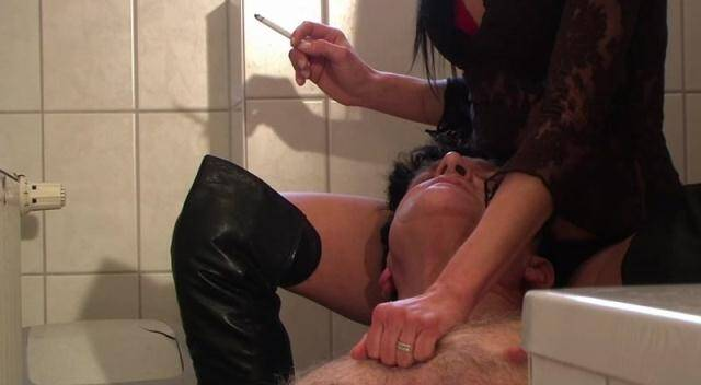 Young-Femdom - Perfect slave day [HD, 768p]