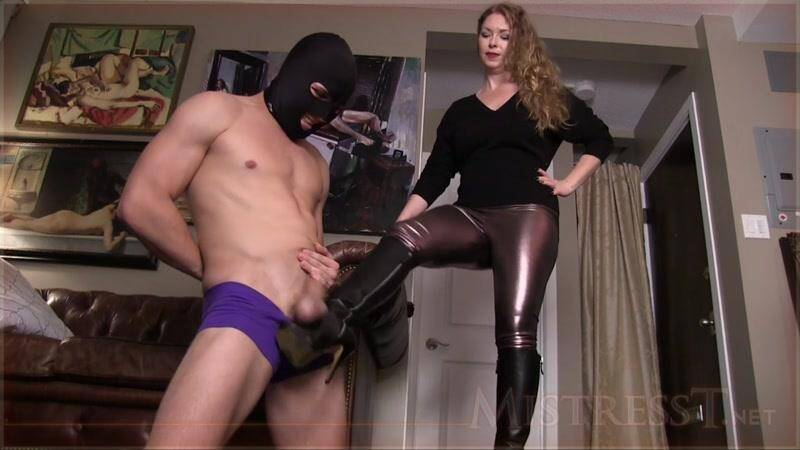 Ballbusting Because I Like It [HD] - MistressT, Clips4Sale