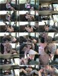 Amateurs - Back seat anal with hot Czech babe - FTaxi E310 [SD 480p] - FTaxi