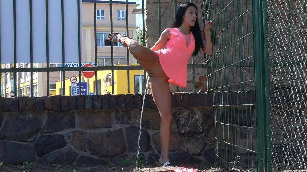 Gated - Outdoor Piss! (FullHD 1080p)