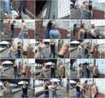 Kinkysexbox.com/Femdomuncut.com: Lady Anna Solis and Princess Rachel humiliate a bum [FullHD] (1.48 GB)