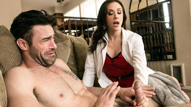 Pornostars - Chanel Preston - Hard Call [SD, 480p]