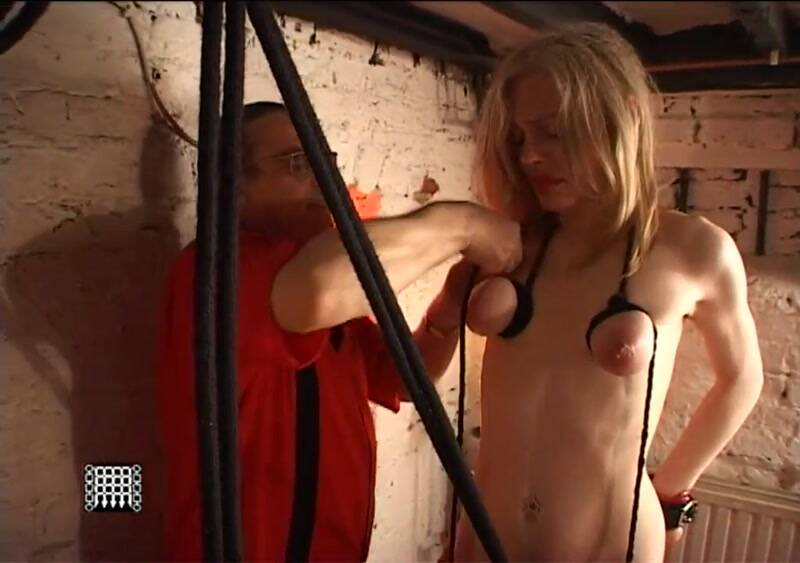 Slave breast torment [HD] - Master Keith Movies