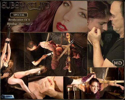 Space Land - Mia Phoenix [Reeducationof a bondage slave girl 2] (HD 720p)