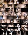 RedOptics: Amateur - Slinky silver legging  [SD 720 116 MB]