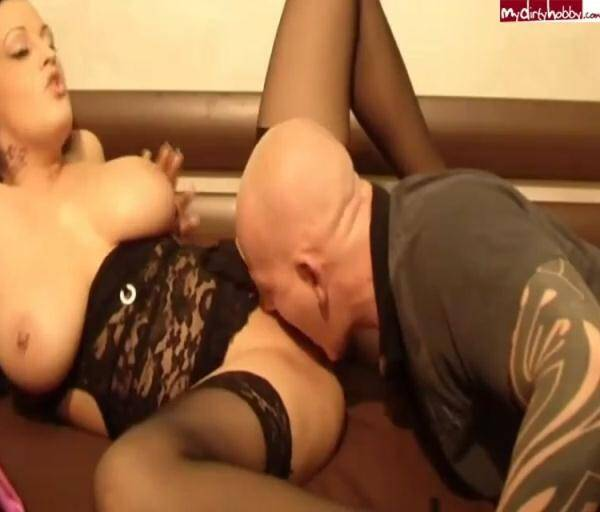 Uberraschungsfick - Сrazy Dirty Sex (SD, 512p) [Amateur, Germany, Fucking, Hot Dirty Girl, Dirty Porn]