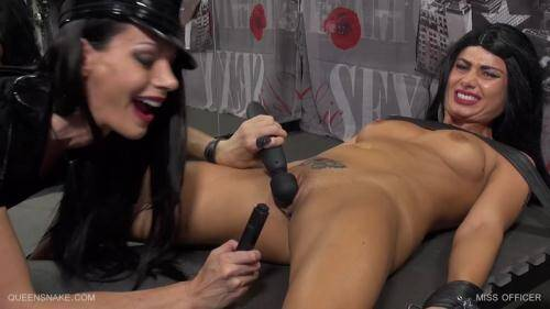 QS - MISS OFFICER [HD, 720p] [EXTREME] - BDSM
