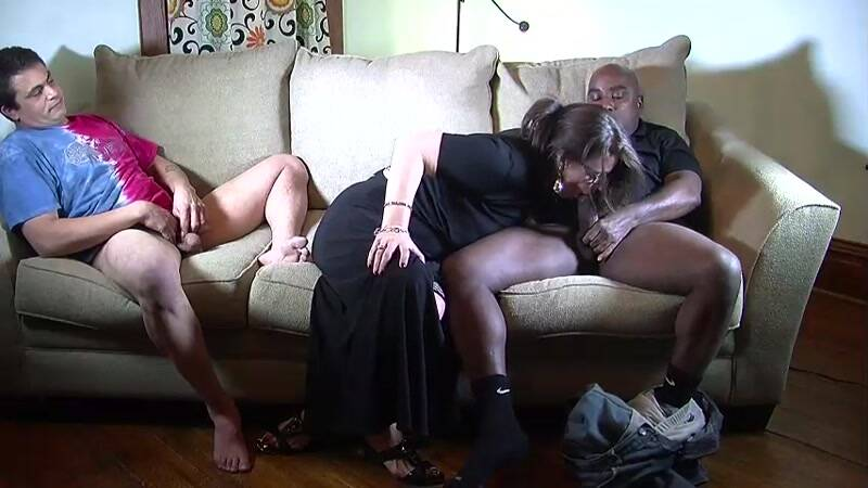 Private Society - Donna Gets Tossed Around [SD]