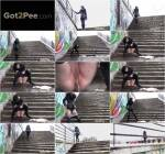 G2P - Only Black - Public Piss [FullHD, 1080p]