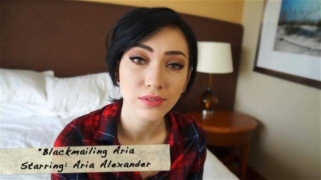 Clips4Sale - Aria Alexander Blackmailing Aria [FullHD, 1080p]