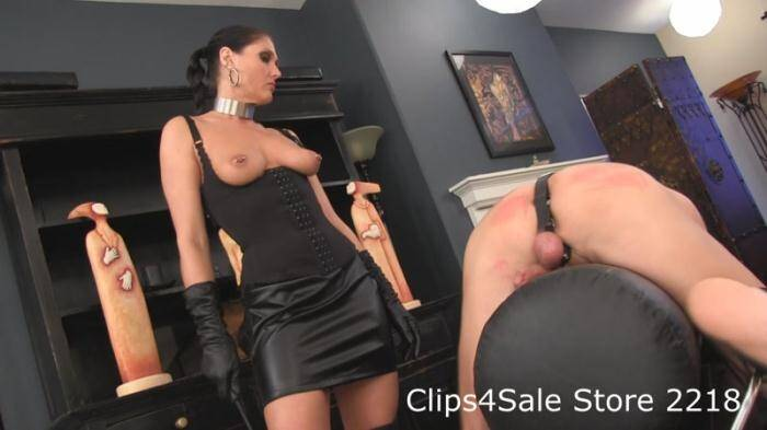 Clips4sale.com - Riding The Baloney Pony (Femdom) [HD, 720p]