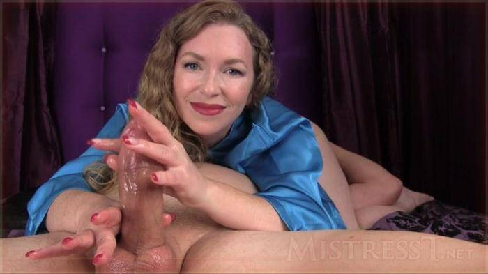 MistressT.net - Cum After Creampie Clean Up (Femdom) [HD, 720p]
